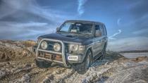 Off-road safari at the former Soviet tank training site and Estonain forests, Tallinn, 4WD, ATV &...