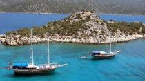 4 Day Turkey Gulet Cruise: Olympos to Fethiye, Antalya, Day Cruises