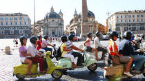 3-Hour Rome Small-Group Sightseeing Tour by Vintage Vespa, Rome, Day Trips