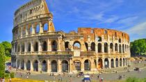 Colosseum and Ancient Rome Walking Tour with Spanish-Speaking Guide, Rome, Bike & Mountain Bike...