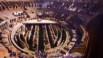 Private Rome Walking Food Tour with Skip-the-Line Colosseum Ticket, Rome, Private Sightseeing Tours