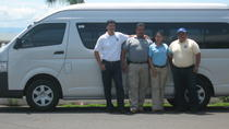 One-Way Private Transfer from San Juan del Sur to Managua, San Juan del Sur