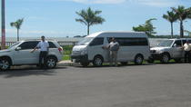 One-Way Shared Shuttle from San Jorge to Granada and Managua, Granada, Bus Services