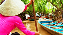 Mekong Delta Day Trip by Boat Including Elephant Ear Fish Lunch and Thien Hau Pagoda, Ho Chi Minh ...