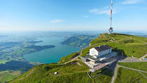 Dagsbillett til selvguidet tur til Rigi-fjellet, Lucerne, Attraction Tickets