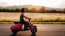 Panoramic Vespa Tour, Bologna, Vespa, Scooter & Moped Tours