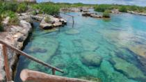 Yax Kin Cenote, Yalku Lagoon and Xpuha Beach Combo Tour with Snorkeling, Playa del Carmen, null