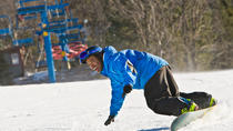 Poconos Ski and Snowboard Day Trip to Camelback Mountain, New York
