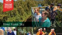 Tahune Airwalk Admission with Optional Cable Hang Gliding From Geeveston, Tasmania, null