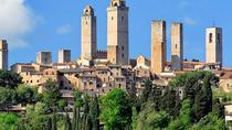 Monteriggioni San Gimignano and Castellina in Chianti Fullday from Rome, Rome, Wine Tasting &...