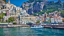 Private Shore Excursion: Amalfi Coast Including Sorrento, Positano, Ravello and Amalfi , Naples, ...