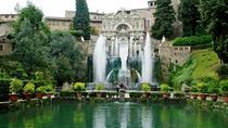 Tivoli Villa D'Este Gardens - Private Half-day Tour from your Accomodation in Rome, Rome, Day Trips