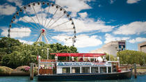 Brisbane City Tour en River Cruise van de Gold Coast, Gold Coast, Tours met bus en minivan