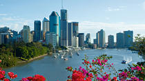 Sightseeing in Brisbane en Brisbane riviercruise, Brisbane, Bus & Minivan Tours