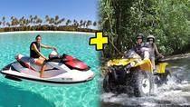 Moorea Combo Jet ski & ATV, Moorea, Waterskiing & Jetskiing