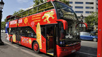 Barcelona hop-on hop-off tour: Route van oost naar west, Barcelona