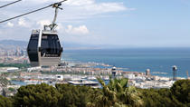 Barcelona Sightseeing Tour: Gothic Quarter Walking Tour, Olympic Village, and Montjuic Cable Car ...