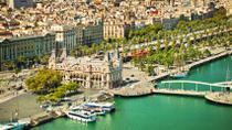 Barcelona Super Saver: Sightseeing Tour with Montjuic Cable Car and Montserrat Tour, Barcelona, null