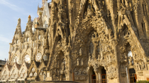 Barcelona Super Saver: Tour door La Sagrada Familia zonder rij plus Tour door artistiek Barcelona, ...