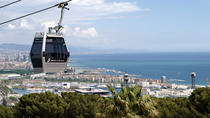 Barcelona Tour: Gothic Quarter, Olympic Village, and Montjuic Cable Car Ride, Barcelona, Day Trips