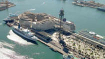 Barcelona Transfer: Cruise Port to Central Barcelona