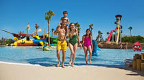 Costa Caribe Entrance Ticket with Round-Trip Transport from Barcelona, Barcelona, Water Parks