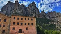 Early Access Montserrat and Santa Cecilia Church with Brunch, Barcelona, Day Trips