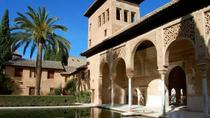 Granada Walking Tour with Alhambra Gardens, Costa del Sol, Day Trips