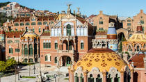 Guided Tour of Sagrada Familia and Sant Pau Art Nouveau, Barcelona, Cultural Tours