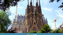 La Sagrada Familia and Torres Bellesguard Tour with Brunch and Wine, Barcelona, Helicopter Tours