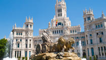 Madrid Super Saver: Toledo halvdagstur och Panoramic Madrid sightseeingtur, Madrid, Super Savers