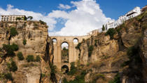 Malaga Shore Excursion: Private Ronda Day Trip including Bullring and Wine Tasting, Malaga
