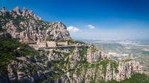 Montserrat Monastery Tour from Barcelona Including Cog-Wheel Train Ride, Barcelona, Wine Tasting & ...