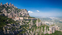 Montserrat Monastery Tour from Barcelona Including Cogwheel Train Ride, Barcelona, Attraction ...