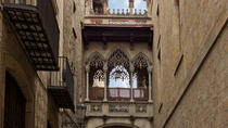 Palau Guell and Gothic Quarter Tour with Optional Tapas Upgrade, Barcelona, Private Sightseeing...