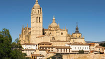 Pedraza and Segovia Tour with Cathedral and Alcazar Entrance from Madrid , Madrid, Day Trips