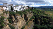 Ronda and El Tajo Gorge Tour with Winetasting from Malaga, Malaga, Day Trips