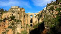 Ronda and Tajo Gorge Tour from the Costa del Sol, Costa del Sol, Hop-on Hop-off Tours