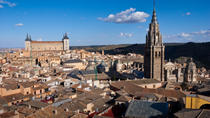 Royal Monastery of El Escorial + Toledo Half Day Afternoon Tour, Madrid, Day Trips