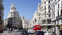 Sightseeing med panoramautsikt over Madrid, Madrid, Bus & Minivan Tours