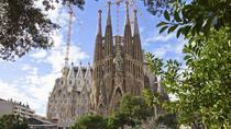 Viator VIP: Exclusive La Sagrada Familia and Torres Bellesguard Tour with Brunch and Wine,...
