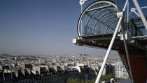 Blick auf Paris: Ticket für die Dachterrasse des Centre Pompidou, Paris, Attraction Tickets