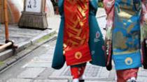 Edo Kagurazaka Walking Tour and Standing Bar Experience