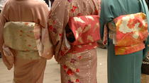Kimono Experience and Walking Tour in Asakusa, Tokyo, Dinner Packages