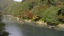 Sagano Bamboo Grove and Arashiyama Walking Tour With Yakatabune Lunch Cruise, Kyoto
