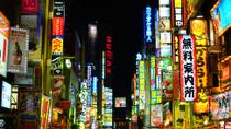 Shinjuku and Kabukicho Evening Walking Tour, Tokyo, Food Tours