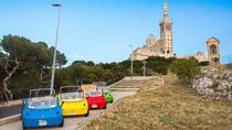 3 hour Discover Marseille Tour in a Small Convertable for a Small Private Group, Marseille, ...
