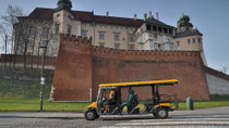 Private Tour: Stadtrundfahrt Krakau mit Elektroauto, Krakow, Private Tours