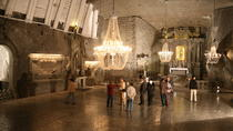 Wieliczka Salt Mine Guided Afternoon Tour from Krakow, Krakow, Half-day Tours