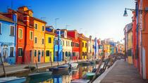 MURANO and BURANO ISLAND TOUR with GLASS OF WINE, Venice, Day Trips